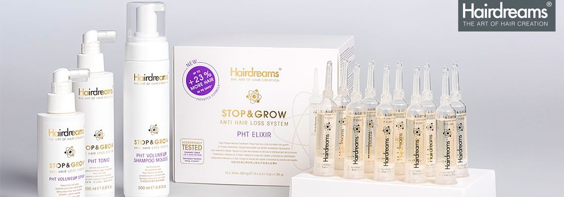 Hairdreams Anti Haarausfall Stop Grow In Hameln