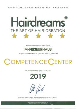 Competence Center 2019