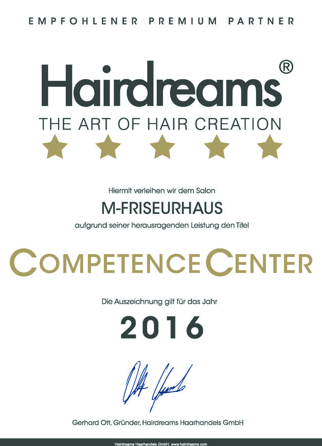 Hairdreams Competence Center